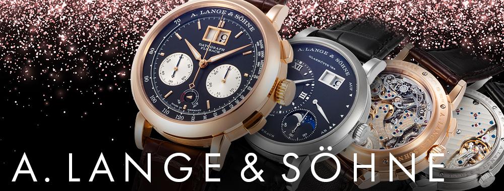 ランゲ&ゾーネの時計