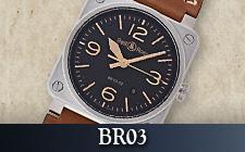 ベル&ロス_BR03の時計