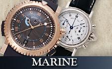 ブレゲ_マリーンの時計