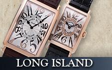 フランク・ミュラー_ロングアイランドの時計