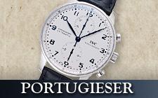 IWC_ポルトギーゼの時計