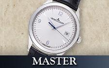 ジャガー・ルクルト_マスターの時計