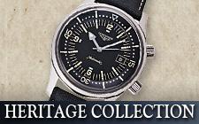 ロンジン_ヘリテージコレクションの時計