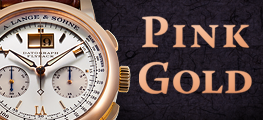 ��PINK GOLD WATCH��