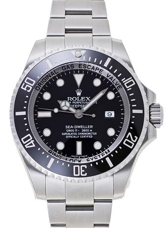 ロレックス シードゥエラー ディープシー 116660 ブラック