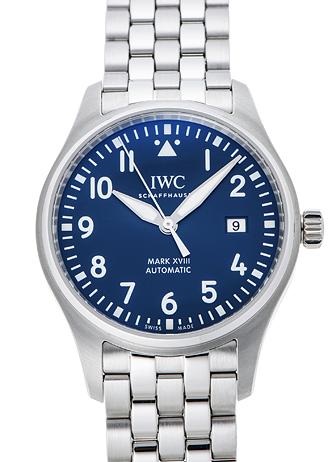 IWC パイロット・ウォッチ・マーク XVIII プティ・プランス IW327014