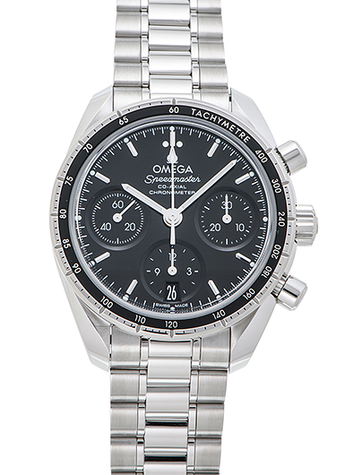 SPEEDMASTER 38 CO-AXIAL CHRONOGRAPH 38 MM 324.30.38.50.01.001