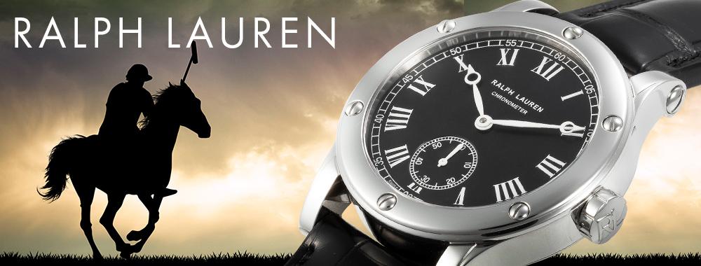ラルフ・ローレンの時計