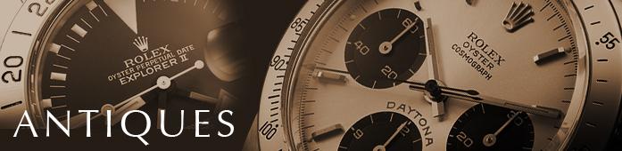 ロレックスの時計
