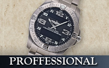 ブライトリング_プロフェッショナルの時計