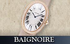 カルティエ_ベニュワールの時計