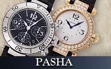 カルティエ_パシャの時計