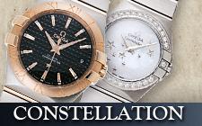 オメガ_コンステレーションの時計