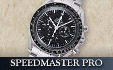オメガ_スピードマスター プロ(手巻き)の時計