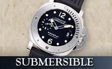 パネライ_サブマーシブルの時計