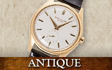 パテックフィリップ_アンティークの時計