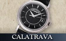 パテックフィリップ_カラトラバの時計