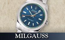 ロレックス_ミルガウスの時計