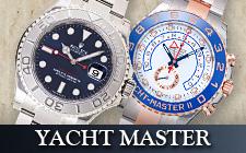 ヨットマスターの時計