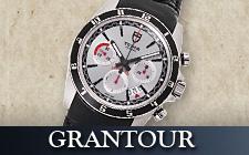 チュードル_グランツアーの時計