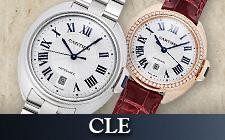 カルティエ_クレの時計