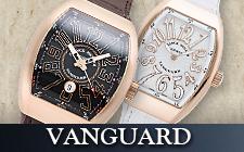 フランク・ミュラー_ヴァンガードの時計