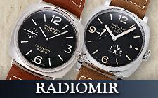 パネライ_ラジオミールの時計