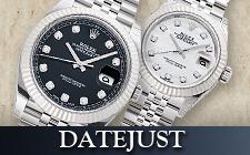 ロレックス_デイトジャストの時計