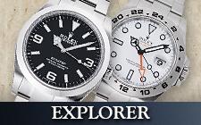 ロレックス_エクスプローラーの時計