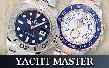 ロレックス_ヨットマスターの時計