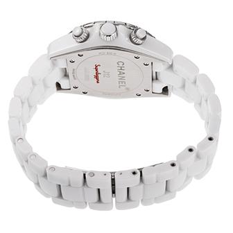 3b109e54de6d シャネル J12 スーパーレッジェーラ H3410 ホワイト 新品 27811 _ブランド時計:格安通販【かめ吉】