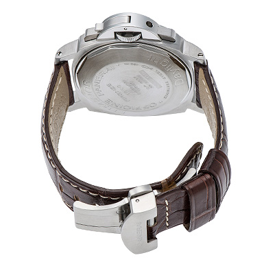 hot sale online 1a067 445f1 パネライ ルミノール デイライト PAM00196 ブラック USED 43840 ...