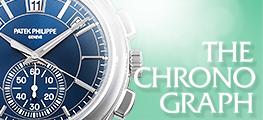 【THE CHRONOGRAPH】