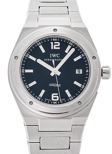 IWC インヂュニア IW322701 ブラック USED 11097
