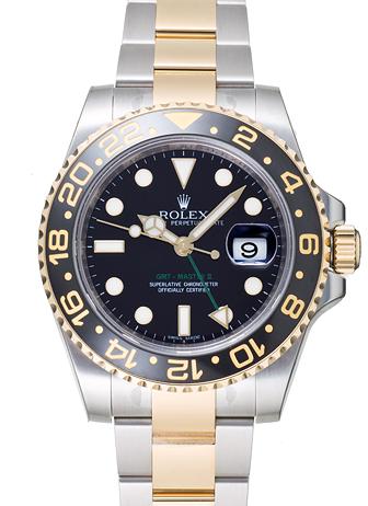 ロレックス GMTマスター� 116713LN ブラック