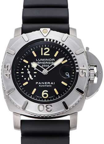 パネライ サブマーシブル2500m PAM00194 ブラック USED 12576