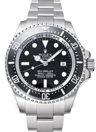ロレックス シードゥエラー ディープシー 116660 ブラック 新品 15228