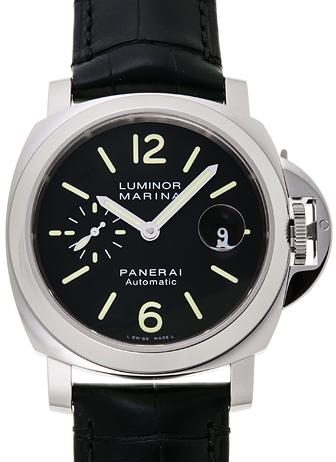 パネライ ルミノール マリーナ PAM00104 ブラック