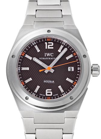 IWC インヂュニア IW322712 ブラウン USED 19959