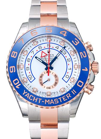 ロレックス ヨットマスター� 116681 ホワイト