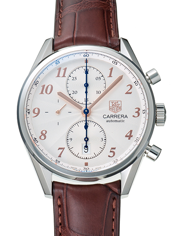 TAG Heuer Carrera Helitage Chronograph