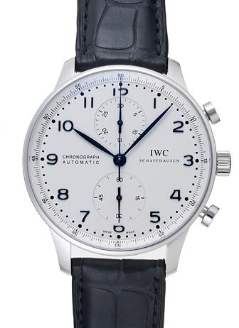 IWC ポルトギーゼ クロノグラフ IW371446 ホワイト