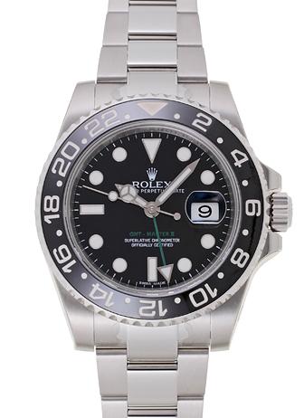 ロレックス GMTマスター� 116710LN ブラック