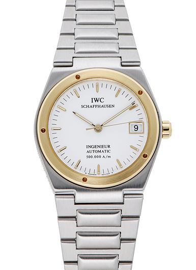 IWC インヂュニア 3508 ホワイト USED 25260