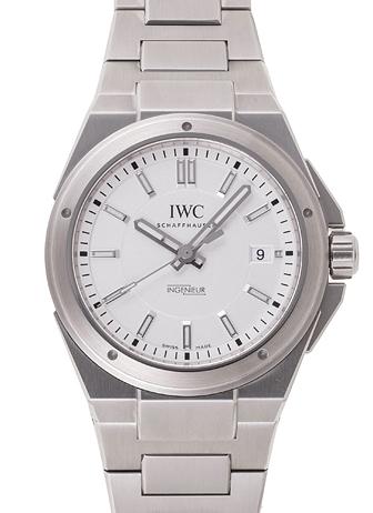 IWC インヂュニア IW323904 シルバー 新品 26826