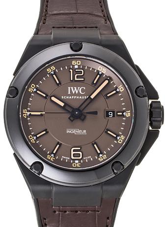 IWC インヂュニアAMG ブラックシリーズ IW322504 ブラウン 新品 27229