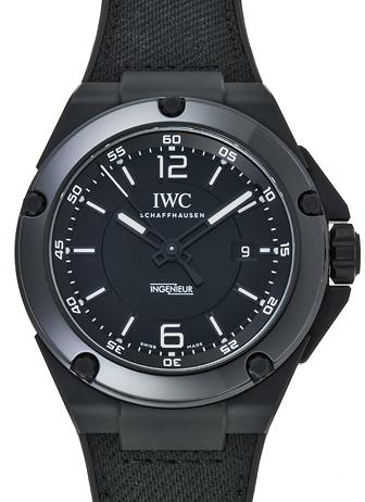 IWC インヂュニア オートマティック AMG ブラックシリーズ セラミック IW322503 ブラック 新品 28234