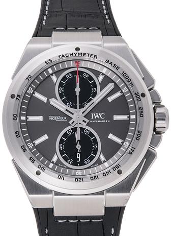 IWC インヂュニア クロノグラフ レーサー IW378507 グレー/ブラック USED 29046