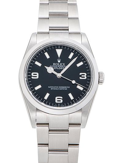 ロレックス エクスプローラー� 114270 ブラック 新品 3039