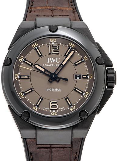 IWC インヂュニアAMG ブラックシリーズ IW322504 ブラウン USED 30713